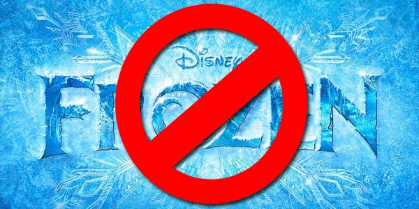 frozen movie symbols